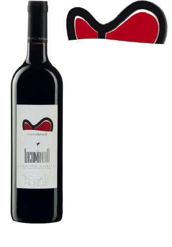 vesuvio red wine